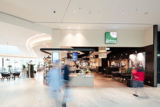 Neun Lokale im Huma Eleven setzen jetzt auf Abholservice, auch das Interspar-Restaurant ist darunter.