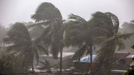 Hurrikan Eta ist mit großer Kraft über die Karibikküste von Nicaragua hinweggezogen.