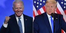 """Joe Biden sieht sich """"klar auf dem Weg zum Wahlsieg"""""""
