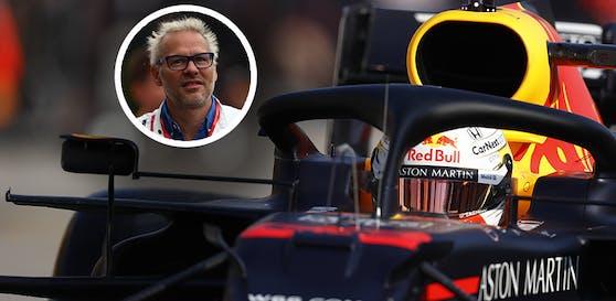 Jacques Villeneuve nimmt Alex Albon ins Visier.