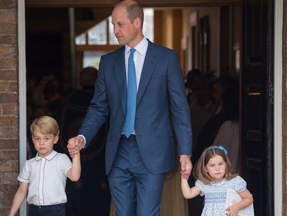 """""""The Prince"""" erzählt das royale Familienleben nicht etwa aus der Sicht von Thronfolger William, sondern aus dem Blickwinkel von Prinz George und Prinzessin Charlotte."""