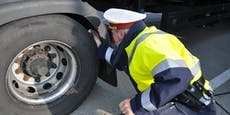 Anzeigenflut bei A2-Schwerpunktkontrolle der Polizei