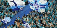 17.400 Fans pfeifen auf Corona in der Champions League