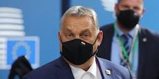 Orbán äußert sich zu Sexparty-Skandal