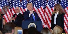 """""""Habe gewonnen"""" – Trump will Auszählung jetzt stoppen"""