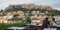 Griechenland ist ab Samstag im Lockdown