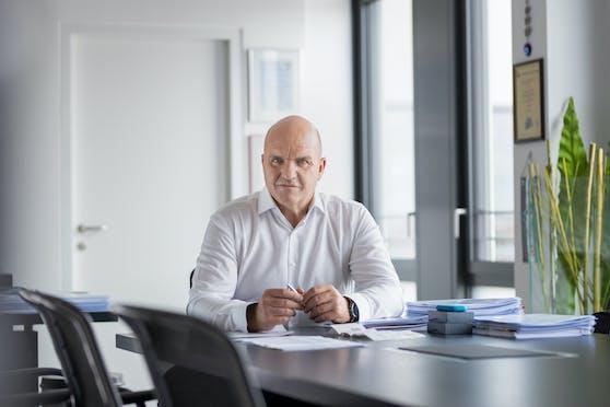 AK Niederösterreich-Präsident Markus Wieser