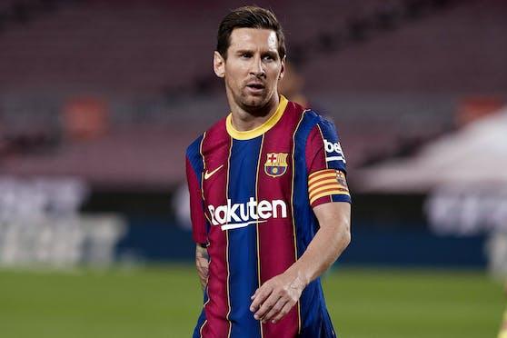Lionel Messi und Co. müssen auf 30 Prozent des Gehalts verzichten.