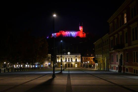Burg in Ljubljana