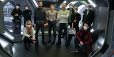 Science Fiction-Film aus Wien hebt ab