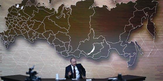 """Wladimir Putins Klimaplan ist laut Greenpeace eine """"Nullnummer""""."""