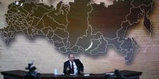 Greenpeace kritisiert Putins Klimapolitik