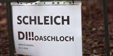 """Das ist der """"Oaschloch""""-Sager, der um die Welt ging"""