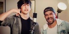Terenzi-Duett: So stiehlt Tyler Papa Marc die Show
