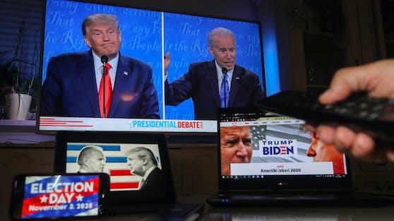 Die US-Wahl wird zur Geduldsprobe.