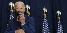 """Biden will Trumps Politik """"von Tag eins an"""" kippen"""