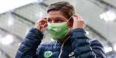 Kritik am Boss: Oliver Glasner vor Wolfsburg-Rauswurf
