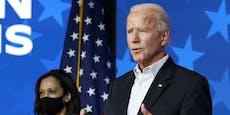 Biden warnt wegen Trumps Blockade vor mehr Corona-Toten