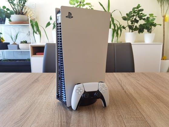 Die PlayStation 5 ist derzeit schwer zu bekommen.
