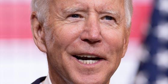 Joe Biden ist neuer Präsident der Vereinigten Staaten