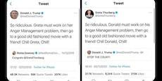 """Ein Jahr später - Gretas Rache: """"Chill, Donald, Chill!"""""""