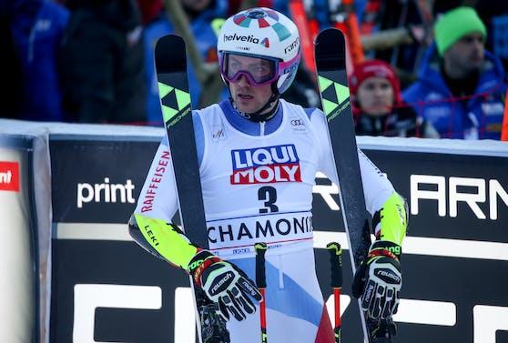 Der Schweizer Ski-Star Daniel Yule ist nicht mehr Athleten-Vertreter.