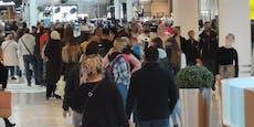 Was man noch in Shopping Malls darf und was nicht