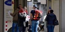 Diese Arbeitslosen erhalten keinen 450-Euro-Bonus