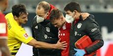 Bayern-Update: So lange muss Kimmich pausieren