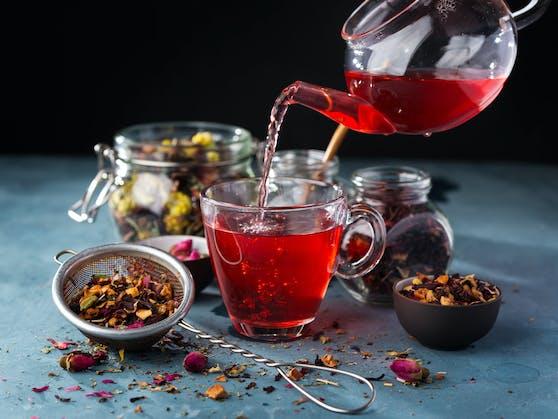 Auch zum Teekochen braucht es etwas Fingerspitzengefühl.