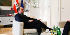 Außenminister Schallenberg über EU-Beitritt der Türkei