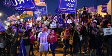 US-Wahl live: Biden baut Vorsprung inPennsylvania aus