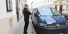 Anrainer finden wegen Polizei in Wien keinen Parkplatz