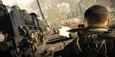 """""""Sniper Elite 4"""" sieht auf der Switch fantastisch aus"""