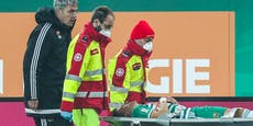 Verletzt! Rapid verliert Kapitän im Hit gegen Salzburg
