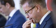 Minister Anschober wird 60 – das sind seine Pläne
