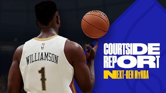 Exklusive Next-Gen-Features von NBA 2K21.
