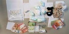 Wohnung von Wiener Drogendealer voller Heroin und Koks