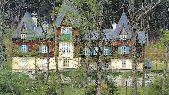 Das Jagdschloss Mürzsteg
