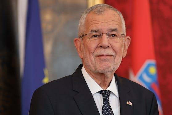 Bundespräsident Alexander Van der Bellen. Archivbild