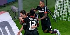 4:3! Legionäre treffen bei Torparty in Leverkusen