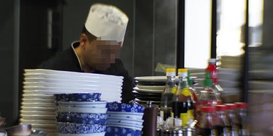 Immer fleißig, immer freundlich: So kannte man den getöteten Gastronom.