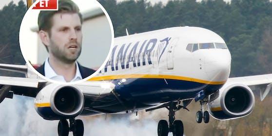 Das Twitter-Team von Ryanair konnte sich seinen Spott nicht verkneifen.