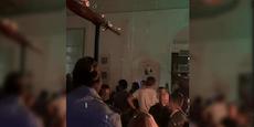 Das sagt Martin Ho zu Corona-Party in seinem Lokal