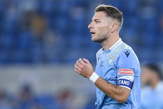 Lazio-Star Ciro Immobile