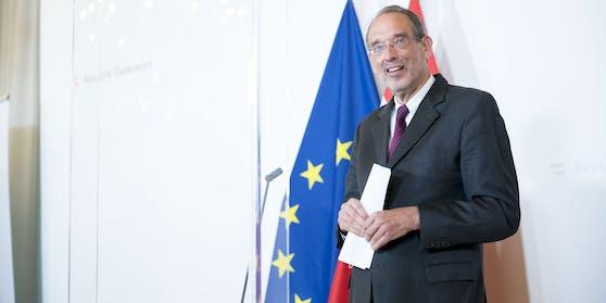 Bildungsminister Heinz Faßmann will die Schulen offen halten.