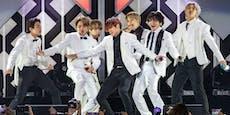 MTV Europe Music Awards: Südkorea-Boyband räumt ab!