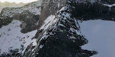 Vier Deutsche nach 14 Stunden von Tiroler Berg gerettet