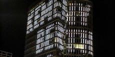 """Uniqa-Tower wird zum Gedenken zu """"Namensturm"""""""