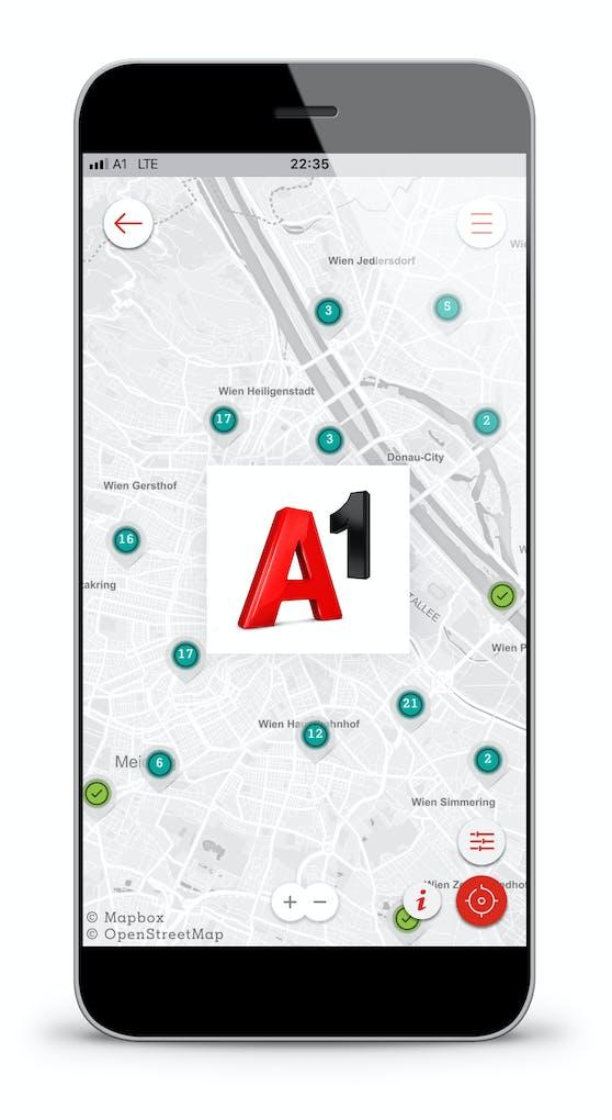 A1 Charge und ÖAMTC ePower App teilen sich Zugriff auf Ladeinfrastruktur.